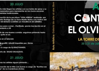 La Torre del Valle acoge la tercera edición de «Arte contra el olvido»