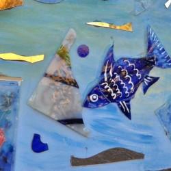 Fauna marina (Detalle)