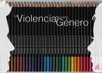 Para conmemorar el 25 de noviembre - Día Internacional contra la Violencia de Género, inauguramos la obra de Javier Melero, titulada