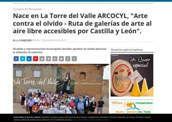 Nace en La Torre del Valle ARCOCYL.
